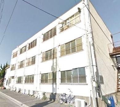 東京都板橋区、成増駅徒歩8分の築31年 3階建の賃貸アパート