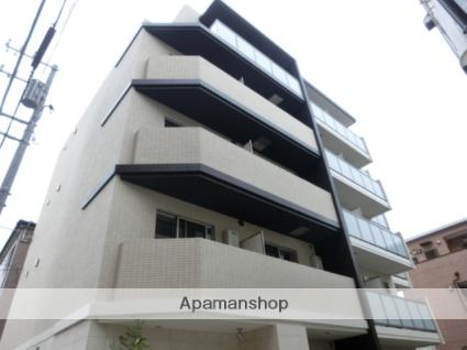 東京都板橋区、ときわ台駅徒歩16分の築1年 5階建の賃貸マンション
