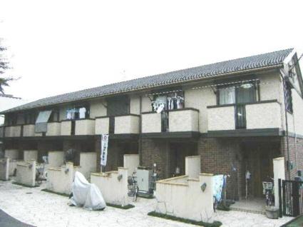 東京都板橋区、上板橋駅徒歩10分の築13年 3階建の賃貸テラスハウス