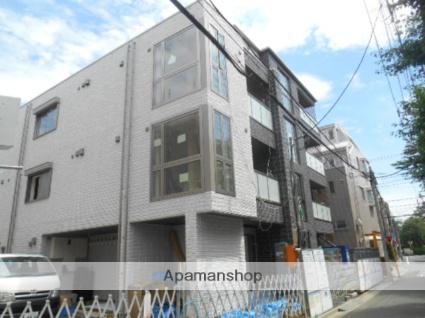 東京都板橋区、ときわ台駅徒歩15分の築1年 4階建の賃貸マンション