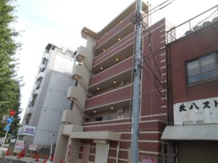 東京都板橋区、ときわ台駅徒歩15分の新築 6階建の賃貸マンション