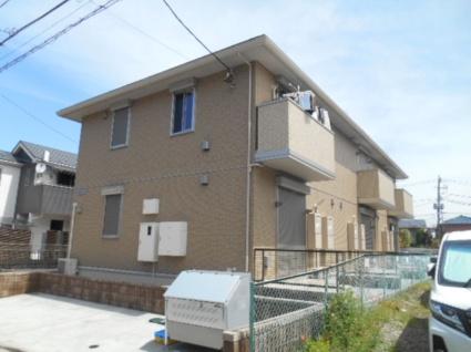 東京都板橋区、新高島平駅徒歩13分の新築 2階建の賃貸アパート