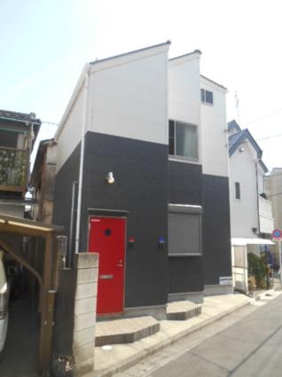 東京都板橋区、中板橋駅徒歩13分の築3年 2階建の賃貸アパート