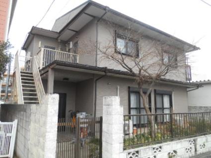 東京都板橋区、ときわ台駅徒歩18分の築45年 2階建の賃貸アパート