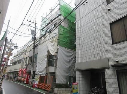 東京都練馬区、下赤塚駅徒歩3分の新築 5階建の賃貸マンション