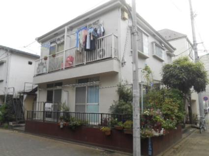 東京都板橋区、中板橋駅徒歩23分の築28年 2階建の賃貸アパート