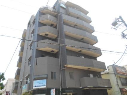 東京都板橋区、蓮根駅徒歩17分の築3年 7階建の賃貸マンション
