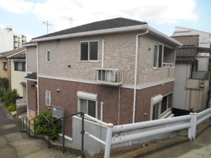 東京都板橋区、上板橋駅徒歩16分の築9年 2階建の賃貸アパート