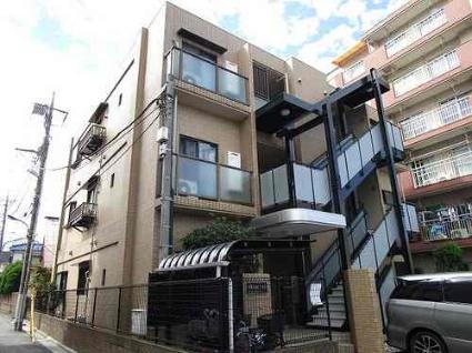 東京都板橋区、下赤塚駅徒歩4分の築19年 3階建の賃貸マンション