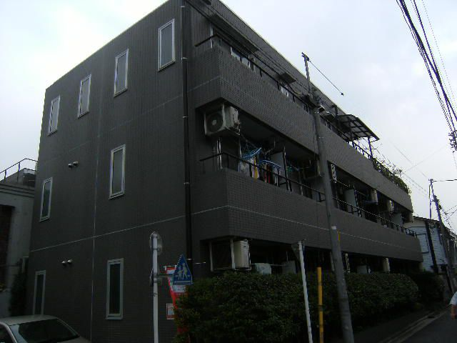 東京都板橋区、中板橋駅徒歩16分の築3年 2階建の賃貸アパート