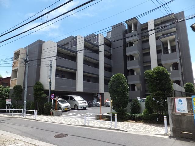 東京都板橋区、ときわ台駅徒歩14分の築7年 6階建の賃貸マンション