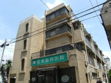 東京都板橋区、中板橋駅徒歩15分の築28年 4階建の賃貸マンション