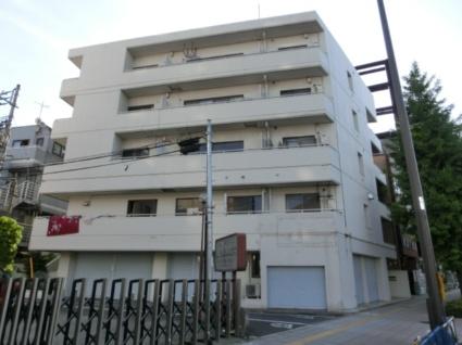 東京都板橋区、中板橋駅徒歩15分の築37年 5階建の賃貸マンション