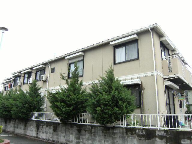 東京都練馬区、上板橋駅徒歩14分の築25年 2階建の賃貸アパート