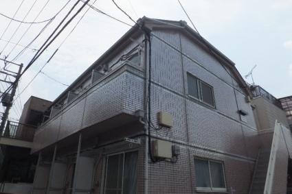 東京都板橋区、新板橋駅徒歩16分の築26年 2階建の賃貸アパート