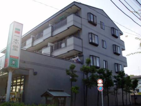 東京都板橋区、高島平駅徒歩15分の築22年 4階建の賃貸マンション