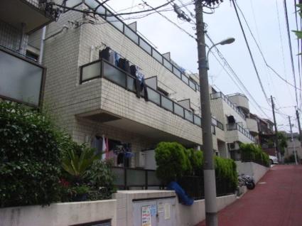 東京都板橋区、東武練馬駅徒歩5分の築28年 3階建の賃貸マンション