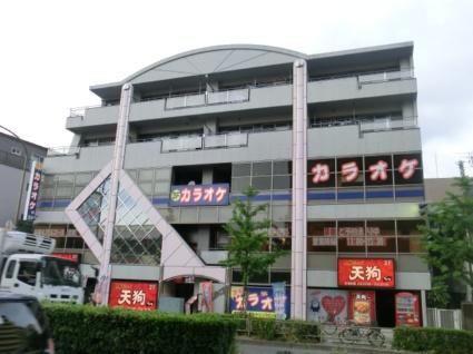 東京都板橋区、ときわ台駅徒歩20分の築21年 5階建の賃貸マンション