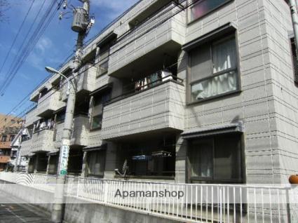 東京都板橋区、ときわ台駅徒歩16分の築28年 3階建の賃貸マンション