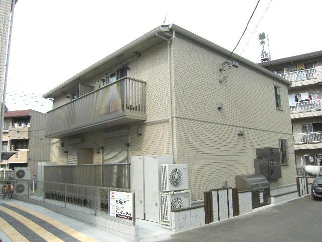 東京都板橋区、東武練馬駅徒歩14分の築5年 2階建の賃貸アパート