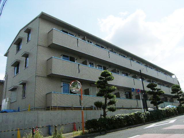 東京都板橋区、東武練馬駅徒歩20分の築4年 3階建の賃貸マンション