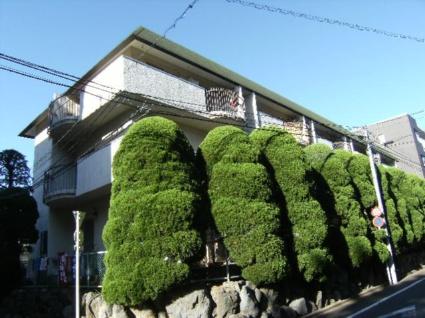東京都板橋区、ときわ台駅徒歩20分の築38年 3階建の賃貸マンション