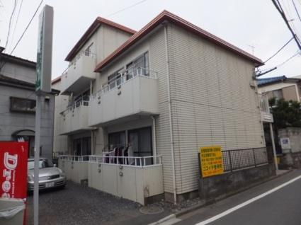埼玉県和光市、和光市駅徒歩10分の築27年 3階建の賃貸マンション