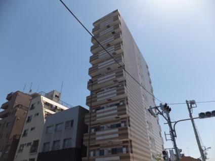 東京都板橋区、大山駅徒歩18分の築3年 11階建の賃貸マンション