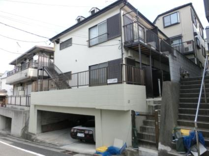 東京都板橋区、上板橋駅徒歩11分の築31年 2階建の賃貸アパート