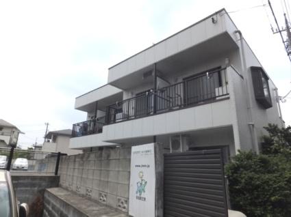 東京都練馬区、上板橋駅徒歩9分の築25年 2階建の賃貸アパート