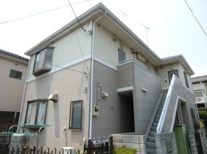 埼玉県川越市、新河岸駅徒歩14分の築24年 2階建の賃貸アパート