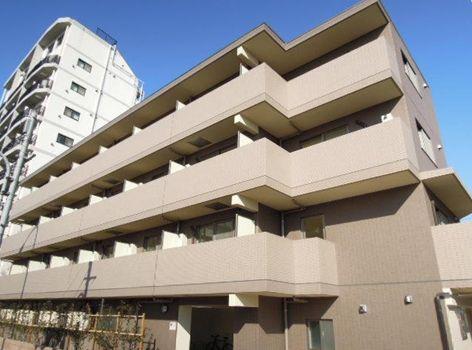 東京都練馬区、上板橋駅徒歩9分の築4年 4階建の賃貸マンション