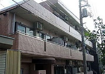 東京都板橋区、中板橋駅徒歩15分の築31年 3階建の賃貸マンション