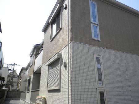 東京都板橋区、大山駅徒歩9分の築3年 2階建の賃貸アパート