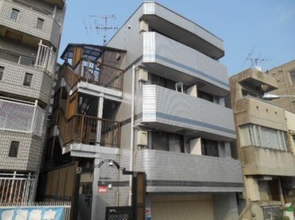 東京都板橋区、上板橋駅徒歩9分の築24年 2階建の賃貸マンション