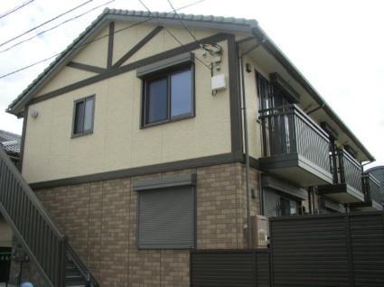 東京都練馬区、上板橋駅徒歩13分の築12年 2階建の賃貸アパート