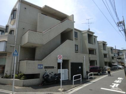 東京都板橋区、ときわ台駅徒歩15分の築30年 3階建の賃貸マンション