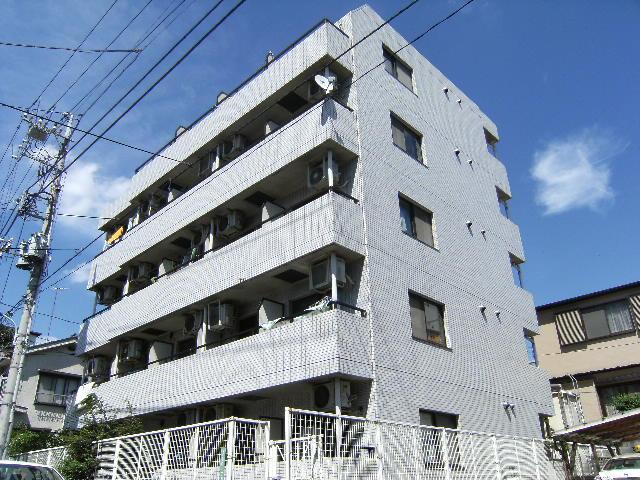 東京都練馬区、上板橋駅徒歩9分の築25年 5階建の賃貸マンション