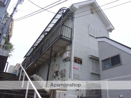 東京都板橋区、東武練馬駅徒歩4分の築26年 2階建の賃貸アパート