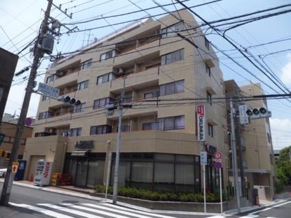 東京都練馬区、成増駅徒歩4分の築31年 6階建の賃貸マンション