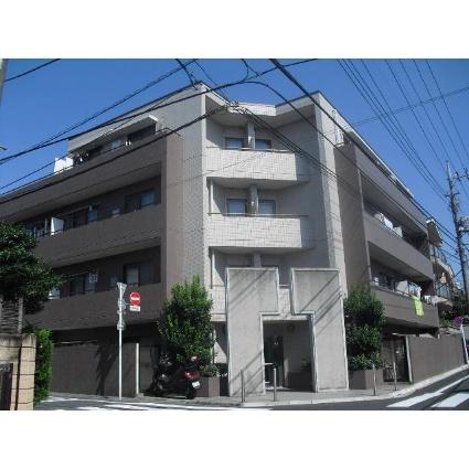 東京都板橋区、成増駅徒歩6分の築23年 4階建の賃貸マンション