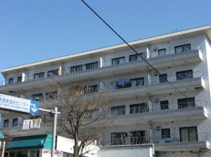 東京都板橋区、ときわ台駅徒歩17分の築30年 5階建の賃貸マンション