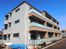 東京都練馬区、下赤塚駅徒歩5分の築2年 3階建の賃貸マンション
