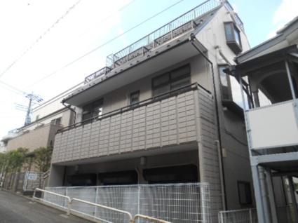 東京都板橋区、上板橋駅徒歩20分の築22年 6階建の賃貸マンション