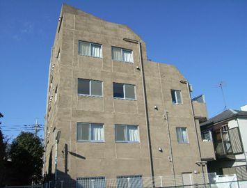 東京都板橋区、ときわ台駅徒歩16分の築13年 5階建の賃貸マンション
