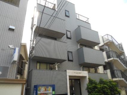 東京都板橋区、ときわ台駅徒歩14分の築21年 4階建の賃貸マンション