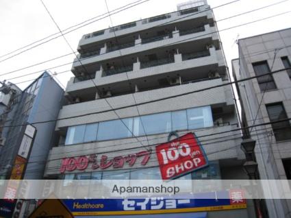 東京都板橋区、中板橋駅徒歩10分の築26年 7階建の賃貸マンション