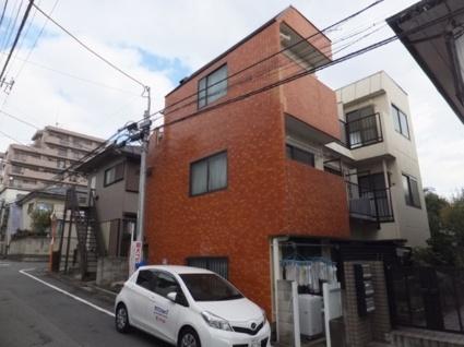 東京都板橋区、ときわ台駅徒歩16分の築29年 3階建の賃貸マンション