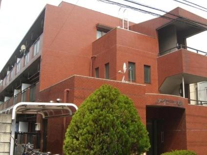 東京都板橋区、上板橋駅徒歩8分の築28年 3階建の賃貸マンション