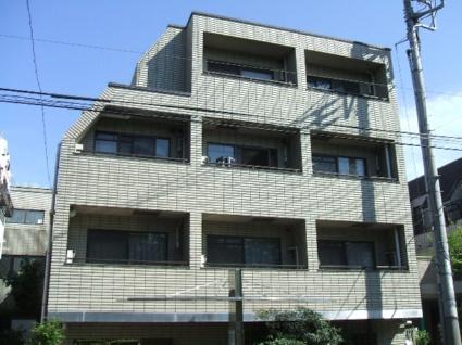 東京都板橋区、成増駅徒歩7分の築27年 4階建の賃貸マンション